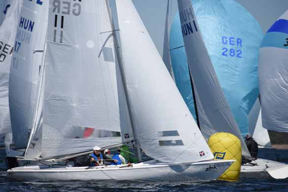Soling Omega Cup