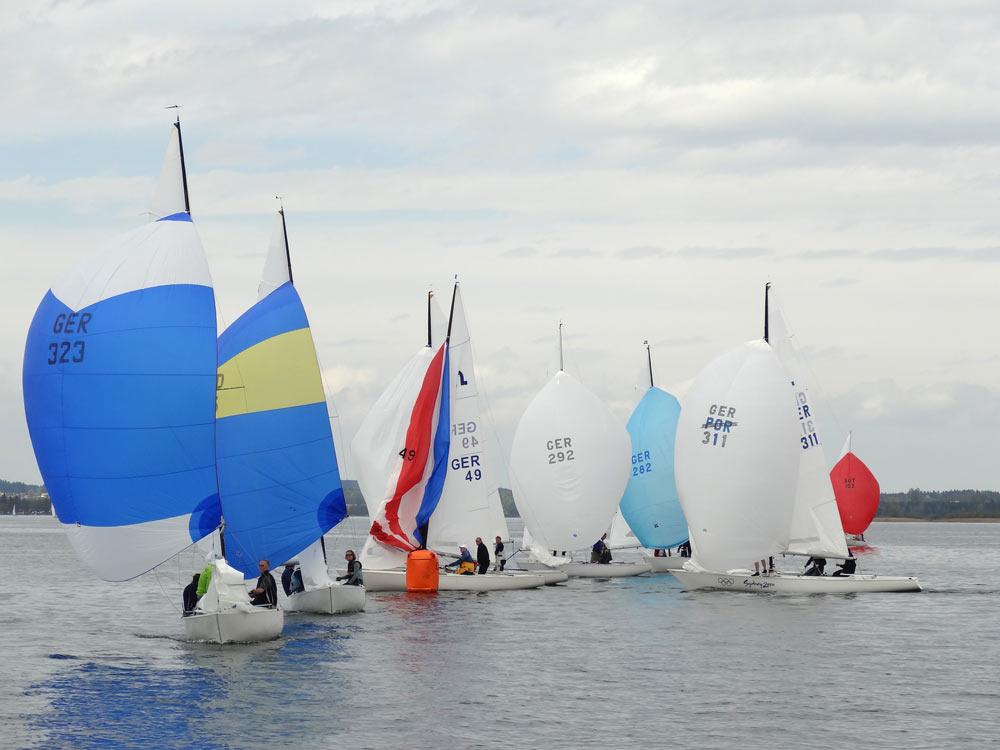 Soling-Regatta 2013
